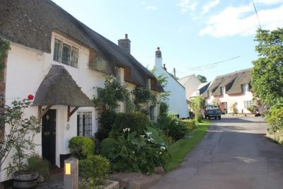 Rose Cottage Dunster